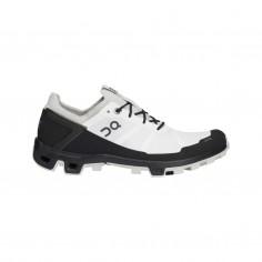 On Cloudventure Peak Shoes White Black