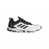 Adidas Terrex Agravic Flow Running Shoes White Black SS21