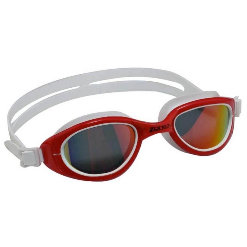 Gafas de natación Attack Zone3 rojo