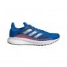 Adidas Solar Glide ST 3 Running Shoes Blue Orange SS21
