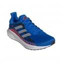 Adidas Solar Glide ST 3 Shoes Blue Orange