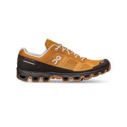 On Cloudventure Running Shoes Brown Black
