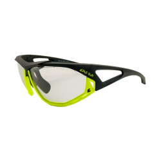 Eassun Epic Photochromic Glasses Black Yellow Fluor