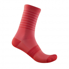 Castelli Superleggera W12 Socks Bright Pink