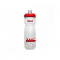 Camelbak Podium Chill Bottle 0.6L White Red
