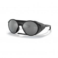 Oakley Clifden Matte Black Sunglasses Black Polarized Lenses
