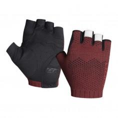 Giro Xnetic Road Red Short Gloves