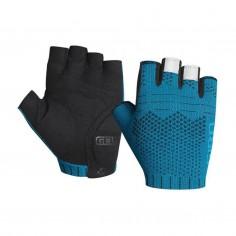 Giro Xnetic Road Short Blue Gloves
