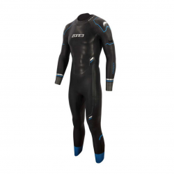 Zone3 Advance Wetsuit Black Blue Man 2021