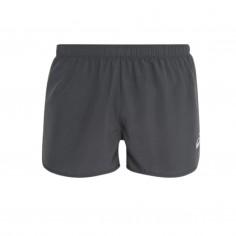 Asics Silver Split Gray Shorts
