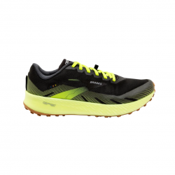 Zapatillas Brooks Catamount Amarillo Negro