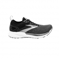 Zapatillas Brooks Ricochet 3 Negro Blanco