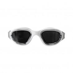 Vapor Zone3 White Swimming Goggles