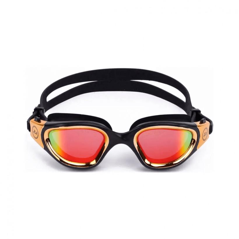 Gafas de Natación Vapour Zone3 Negro/Oro