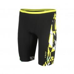 Zone3 Jammer High Jazz 2.0 Swimsuit Black / Yellow / Green
