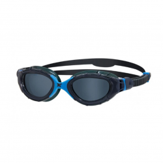 Zoggs Predator Flex Swimming Goggles Blue Gray