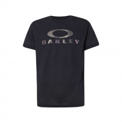 Camiseta Oakley Enhance QD SCI O Bark 11.0 Negro