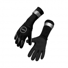 Zone3 Neoprene Swimming Gloves Black