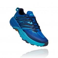 Hoka One One Speedgoat 4 Blue Black SS21 Shoes