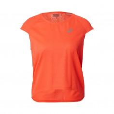 Asics Future Tokyo Ventilate Short Sleeve Orange Woman T-Shirt