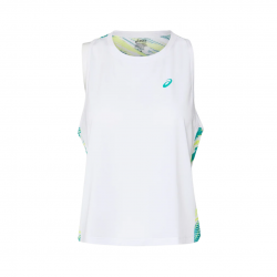 Camiseta Asics Color Injection Sin mangas Mujer
