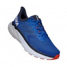Hoka One One Arahi 5 Shoes Blue White SS21