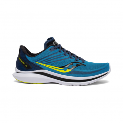 Saucony Kinvara 12 Blue Yellow SS21 Sneakers