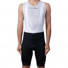 Mafia Mens Tech Pedal Bib Shorts Black White