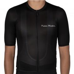 Mafia Mens Tech Black Pedal Jersey