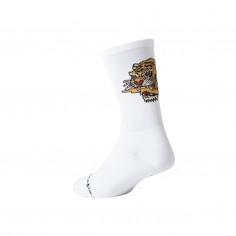 Mafia Artist Series Fast Times Pedal Sock White