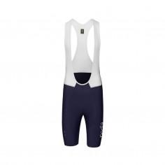 Pedla Team / SuperFIT G + Knicks Bib Shorts Navy blue
