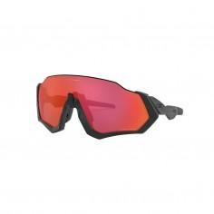 Gafas Oakley Flight Jacket - Matte Black - Prizm Trail Torch