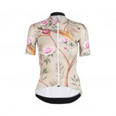 Jersey Q36.5 G1 Short Sleeve Japanese Garden Woman