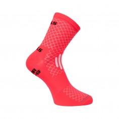 Q36.5 Leggera Coral Socks