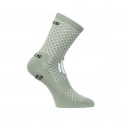 Q36.5 Leggera Socks Sage green