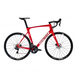 Mendiz F9 Red Bicycle