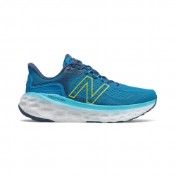 New Balance Fresh Foam More v3 Shoes Blue Green SS21