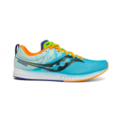 Saucony Fastwitch 9 Blue SS21 Running Shoes
