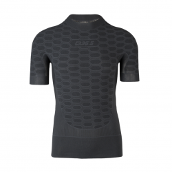 Short sleeve undershirt Q36.5 Base Layer 2 Gray