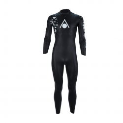 Aqua Sphere Pursuit V3 Wetsuit Black White