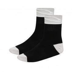 Calcetines Oakley 3.0 Negro/Blanco