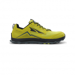 Altra Lone Peak 5 Shoes Yellow Black SS21