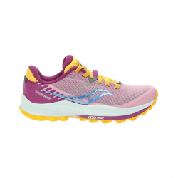 Saucony Peregrine 11 Pink SS21 Woman Shoes