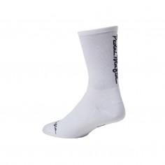 Mafia Pro 2.0 Pedal Socks White