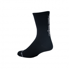Mafia Pro 2.0 Pedal Socks Black White