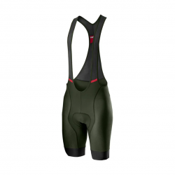 Castelli Competition Bibtights Military Green