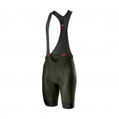 Castelli Competizione Army Green Bib Shorts