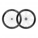 Juego de ruedas Campagnolo Bora WTO 60 Bright Label 2WF