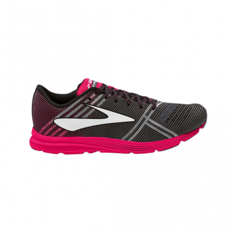 Brooks Hyperion Mujer Negra/Rosa PV18