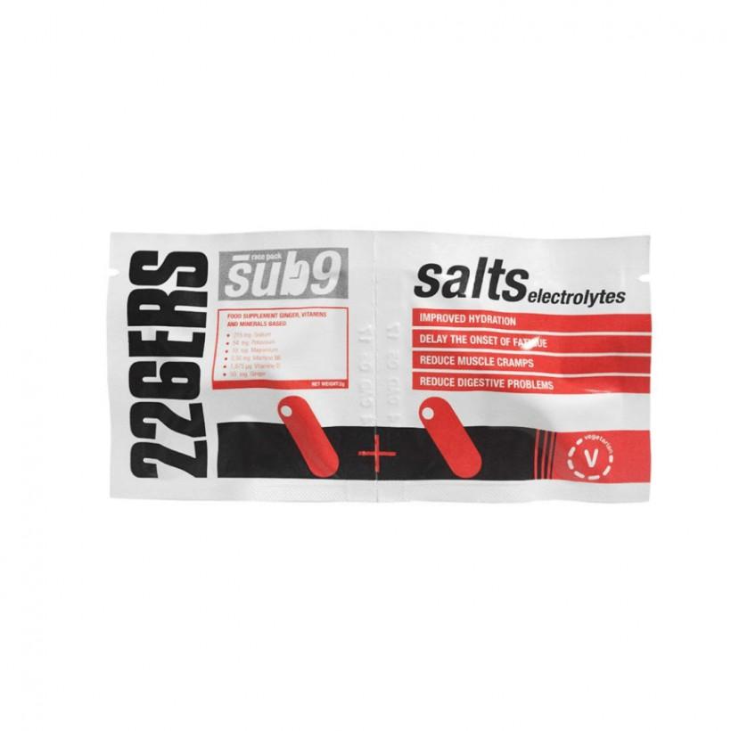 Sales Minerales SUB9 226ERS 1g X 2 UND